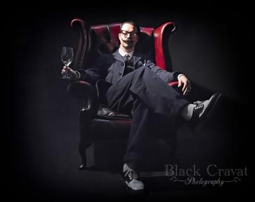 Mr B Photo by Black Cravat