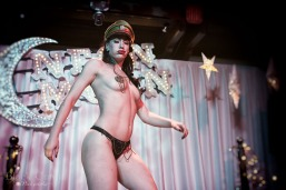Betsy Rose - Where Eagles Dare Photo by Black Cravat