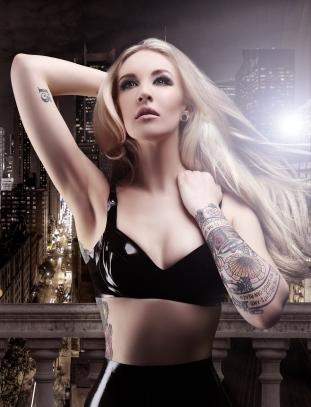 Lulu Vesper by Dollhouse Photography
